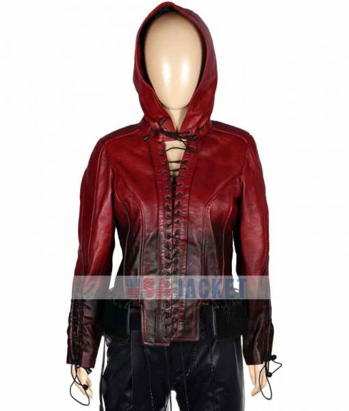 Red Arrow Speedy Jacket