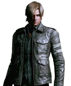 Leon Kennedy RE6 Jacket