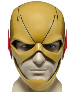 Flash Reverse Yellow Helmet