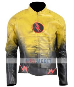 Reverse Flash Jacket