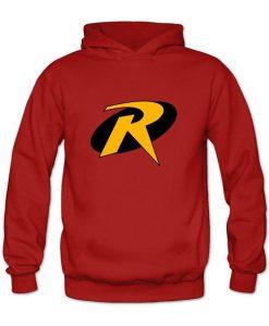 Robin Red Hoodie
