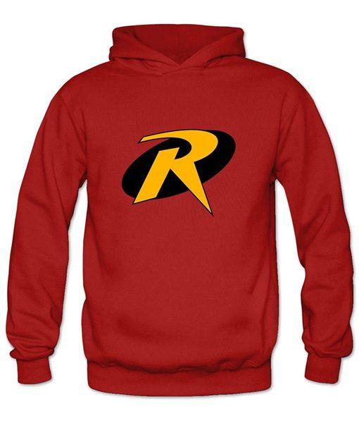 robin-red-logo-hoodie