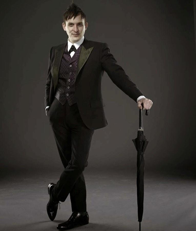 Robin Lord Taylor Gotham Penguin Tuxedo