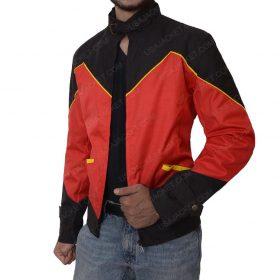 Robin Tim Drake Leather Jacket