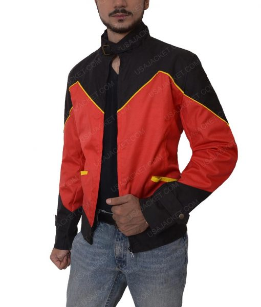 Robin Tim Drake Leather Jacket