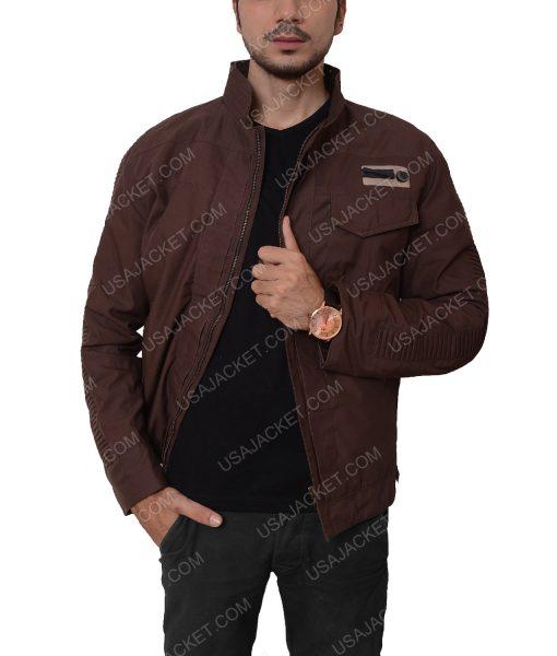 Captain Cassian Andor Brown Jacket