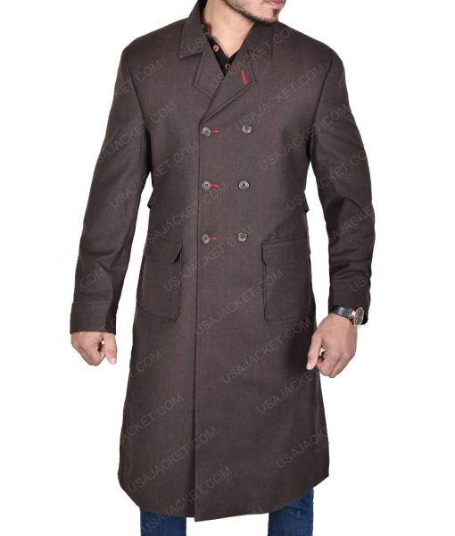 Sherlock Grey Coat