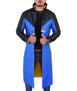 Shock Virgil Ovid Hawkins Coat