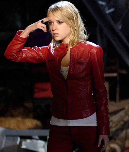Smallville Saturn Girl Jacket