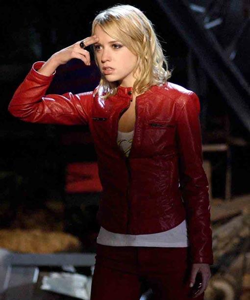 Mens Red Jacket