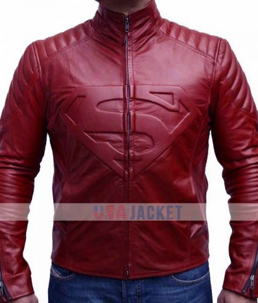 Smallville Superman Red Jacket