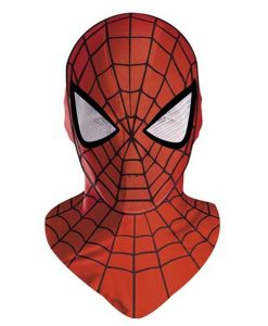 Spiderman Web Mask