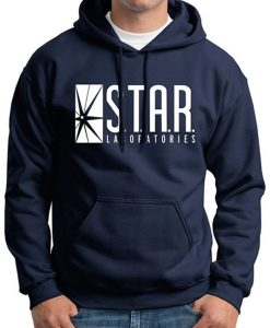 Star Labs Logo Hoodie
