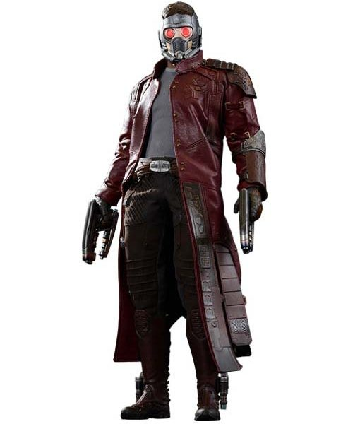 Star Lord Chris Pratt Coat