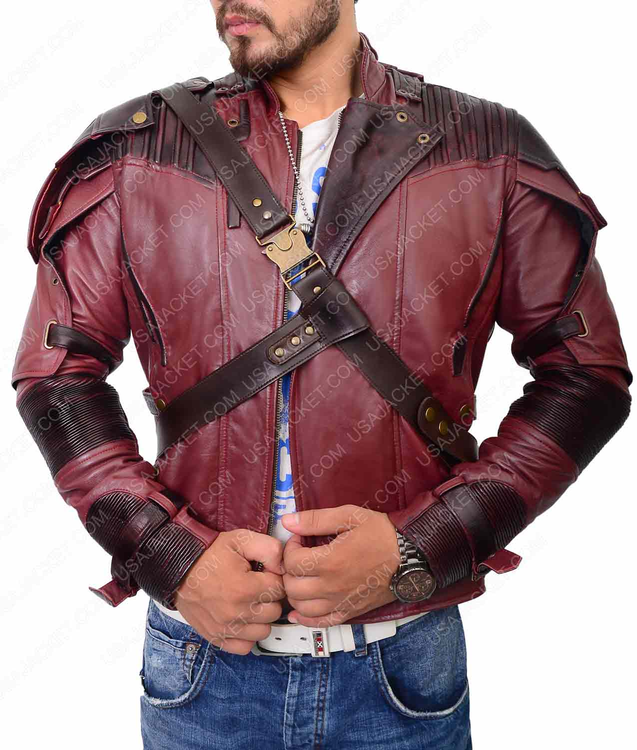 d8fadccc7 Star Lord Jacket From Guardians of the Galaxy Vol 2