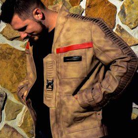 Star Wars Episode 7 Leather Jacket