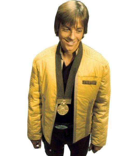 Star Wars Luke Skywalker Yellow Jacket