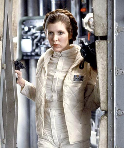 Star Wars Princess Leia Vest