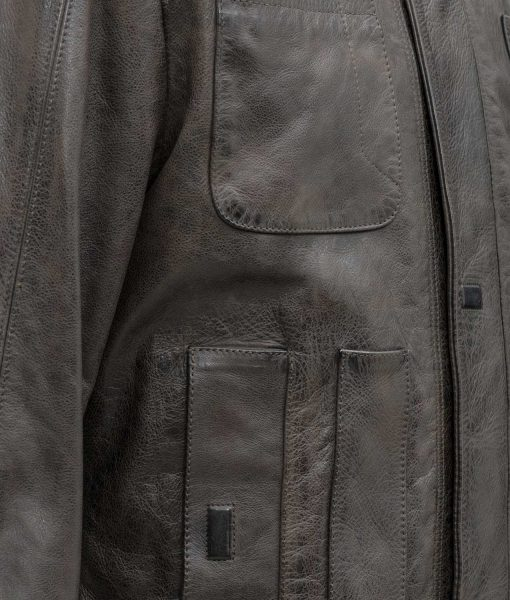 The Force Awakens Han Solo Jacket