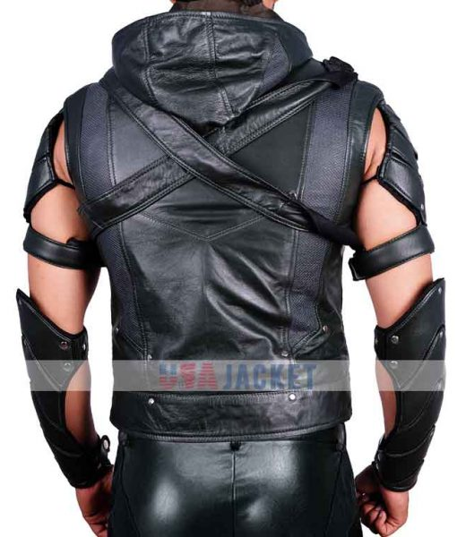 Arrow Season 4 Vest