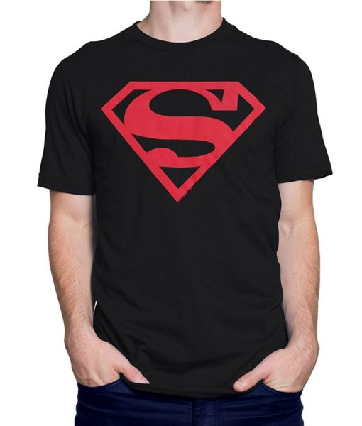 Superboy Black T-shirt