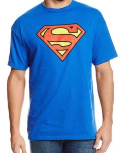Superman Logo T Shirt