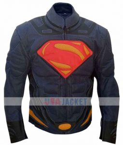 Superman Man Of Steel Jacket
