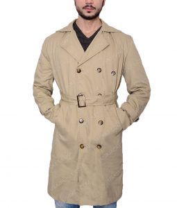 Misha Collins Supernatural Coat