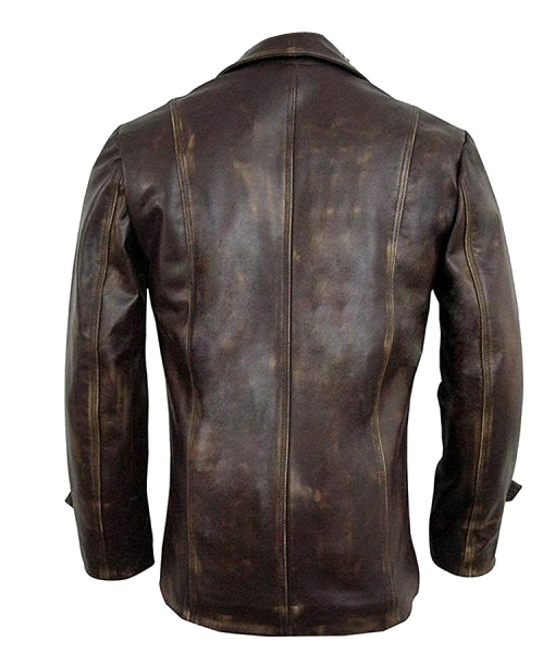 Dean Winchester Supernatural Season 7 Leather Jacket