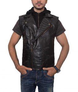 AJ Style TNA Black Jacket