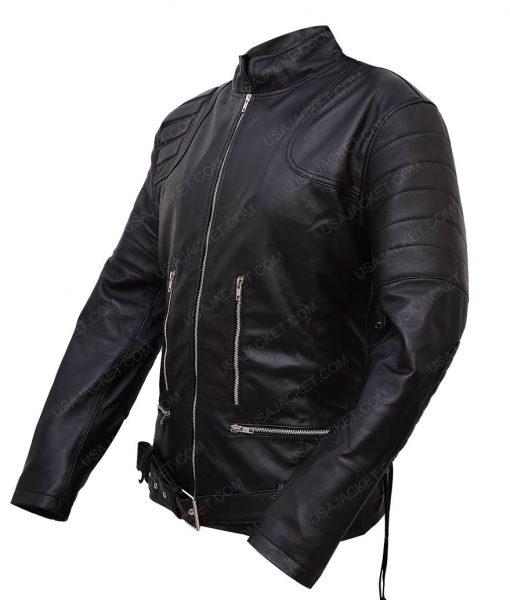 Terminator 3 Black Arnold Jacket
