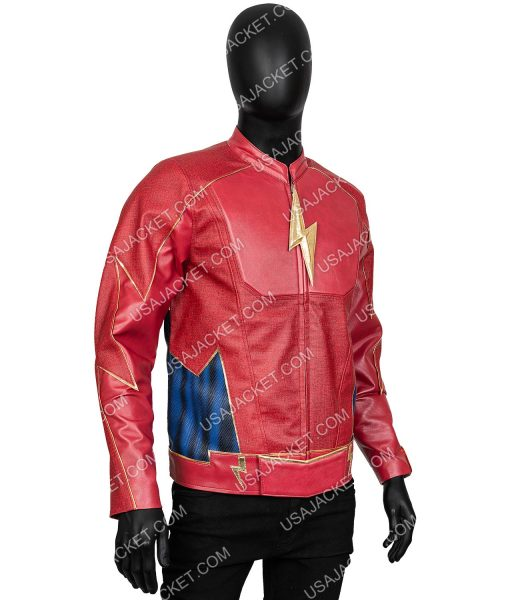 The Flash Real Jay Jacket