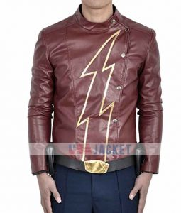 Jay Garrick Jacket The Flash