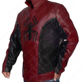 Spiderman The Last Stand Logo Jacket