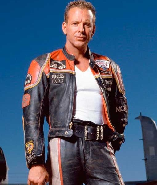 Harley Davidson The Marlboro Man Jacket