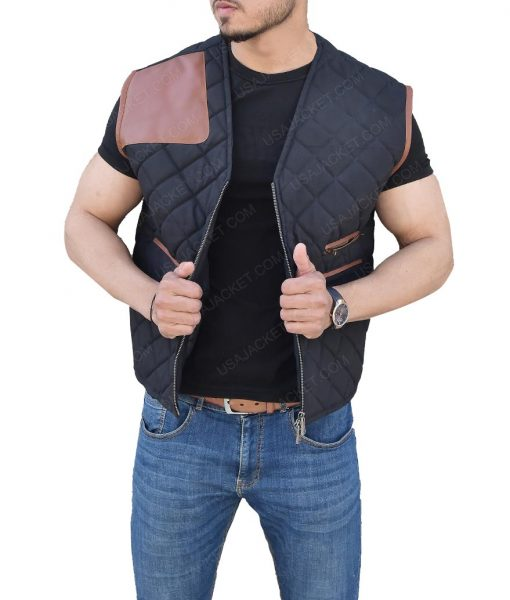 The Walking Dead Governor Vest