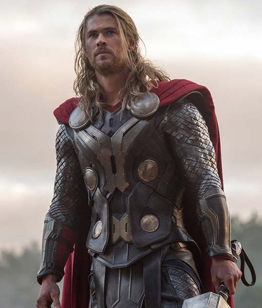 Thor Leather Vest
