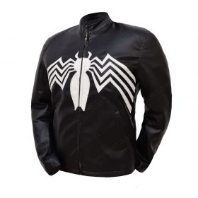 Tom Hardy Brock Venom Leather Jacket