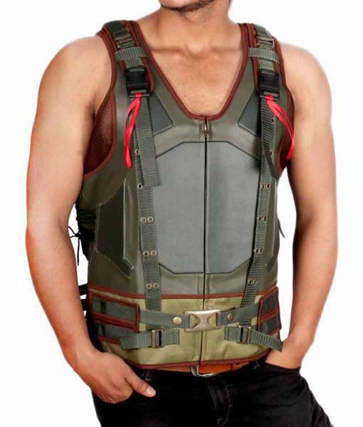 Tom Hardy Bane Military Vest