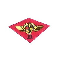 Top Gun 3rd Marine Wing Patch
