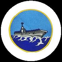 Top Gun CV 34 Oriskany Carrier Patch
