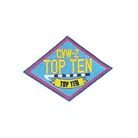 Top Gun CVW 2 Top Ten Patch