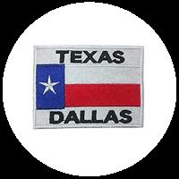 Top Gun Texas Dallas Patch