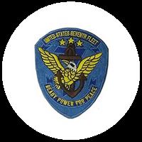 Top Gun US 7th Fleet Patch