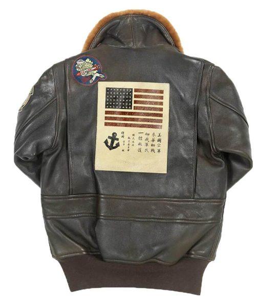 Top gun Pilot tom cruise jacket