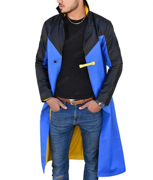 Static Shock Virgil Ovid Hawkins Jacket