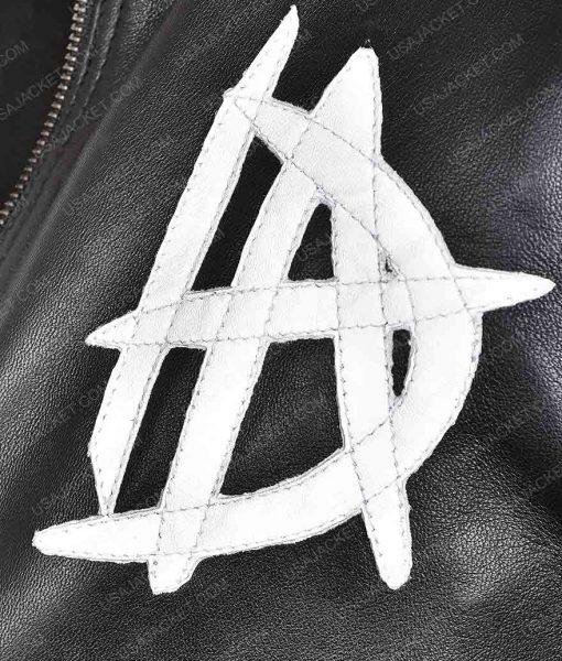 WWE Dean Ambrose 'DA' Logo Jacket