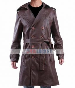 Watchmen Rorschach Leather Jacket