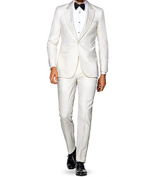 Wide Peak Ivory Tuxedo