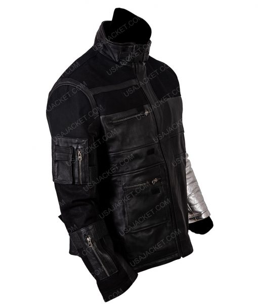 Winter Soldier Civil War Jacket